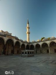 Patio Mezquita de Solimán