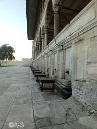 Abluciones, Mezquita de Solimán