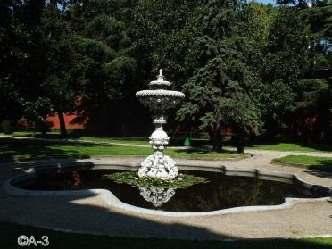 Reflejos en Dolmabahce