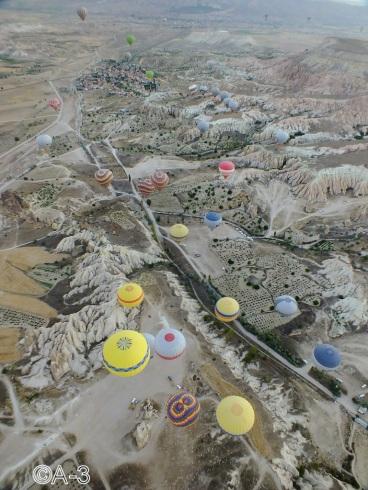 Valle Capadocia