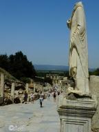 Calle principal, Éfeso
