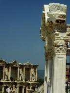 Templo de Dionisio y Biblioteca de Celso, Éfeso