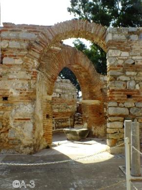 Catedral de San Juan en Selcuk