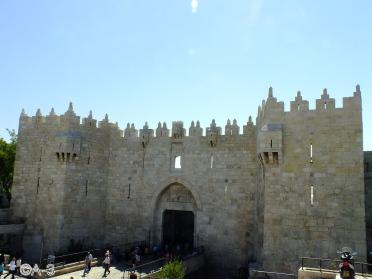 Jerusalén, Murallas