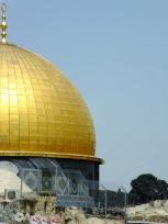 Jerusalén, Mezquita de la Roca