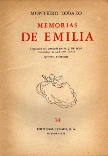 14 memorias de emilia